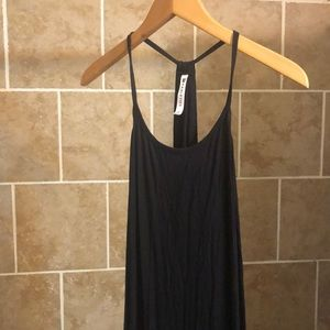 Fabletics Maxi black dress